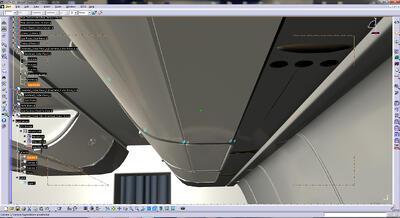 Example of an Overhead Bin SpecStudy