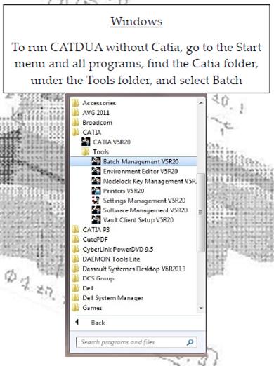 catia-v5-catdua-3dcs-2-opening-catdua-windows-batch