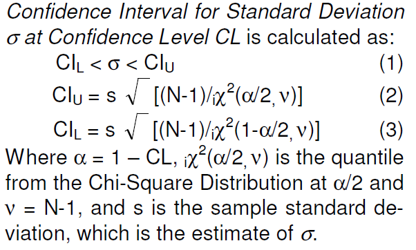 How to Use Confidence Interval to Improve Dimensional Analysis Part 3