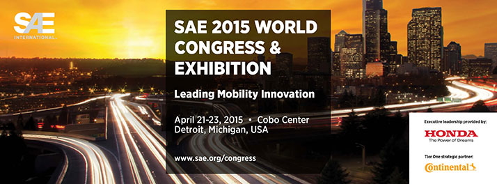 DCS Presents Finite Element Analysis Case (FEA) at SAE World Congress in Detroit