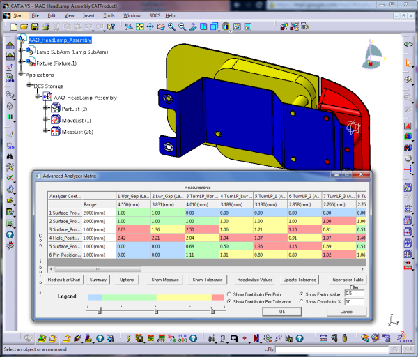 Optimize Your Designs and Reduce Costs with 3DCS Advanced Analyzer and Optimizer Plus a Sneak Peak at New Features