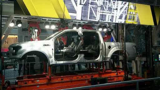 Dimensional Engineer's (and me) Go Attend North American Auto Show