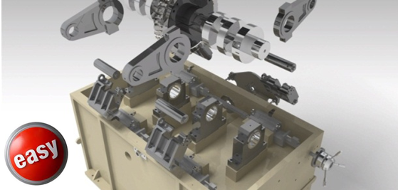 Mechanical High End Vis Study