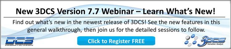 2020 Webinar Series - Version 7.7