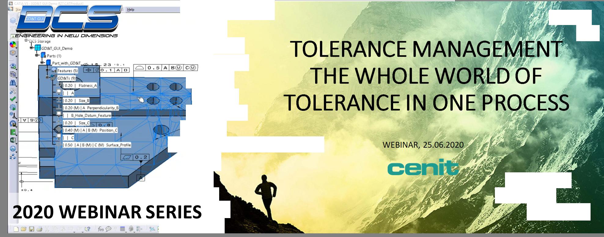 Tolerance management webinar DCS