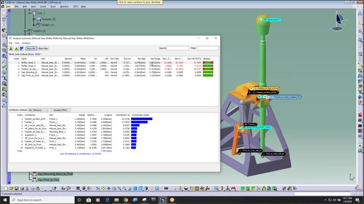 Gear Shifter - New Version 3DCS