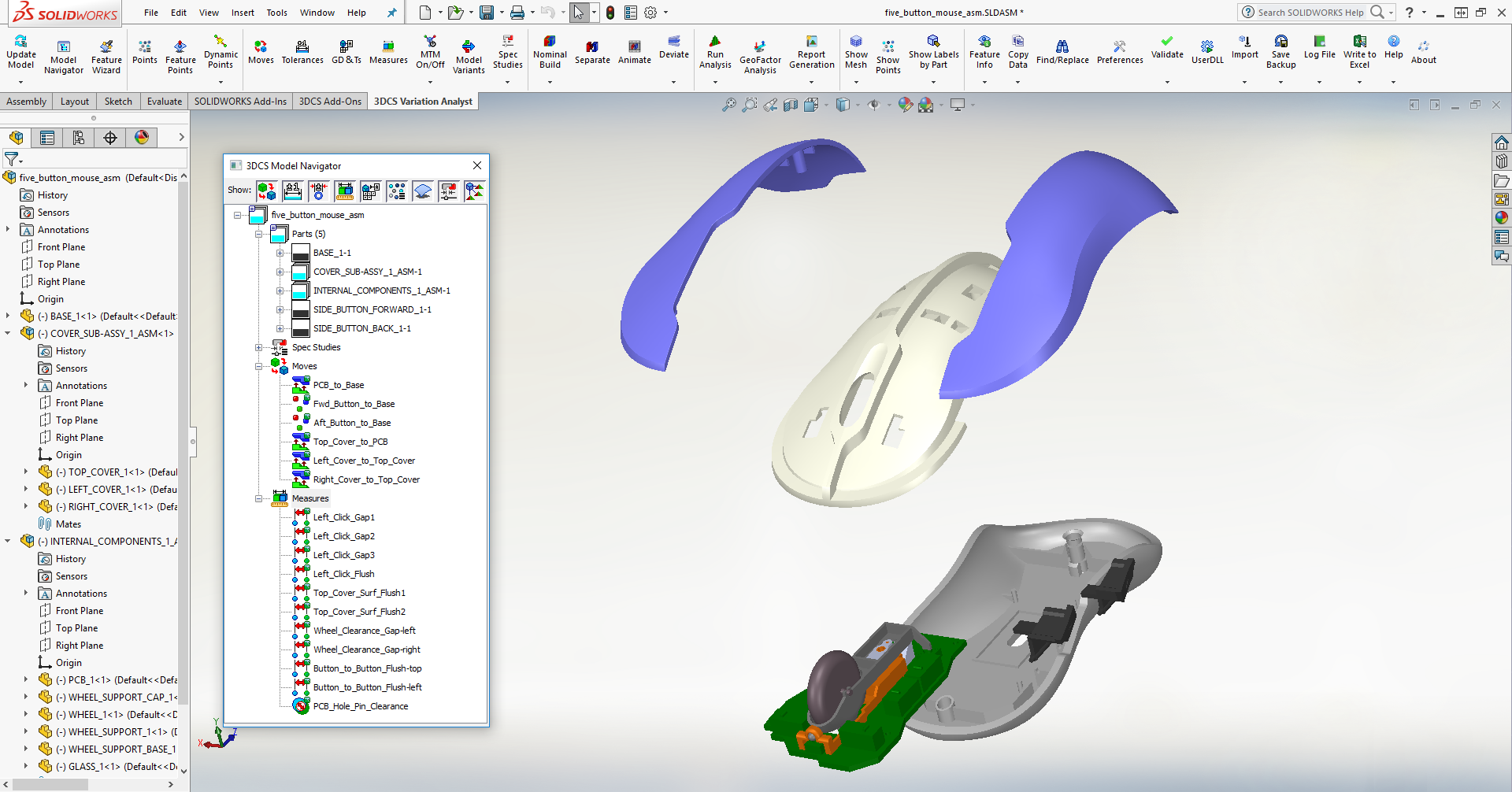Assemble Your Products Digitally in SOLIDWORKS