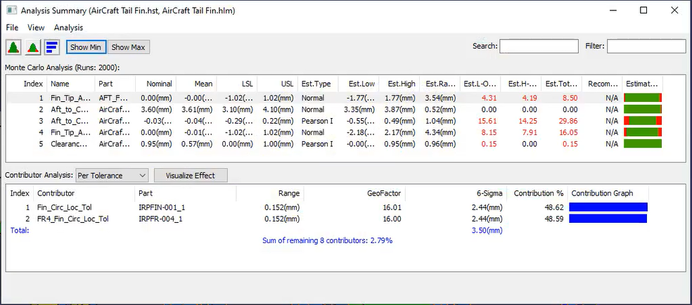 NEW Version 7.7 Table View