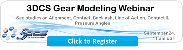 Register FREE for Gear Modeling Webinar