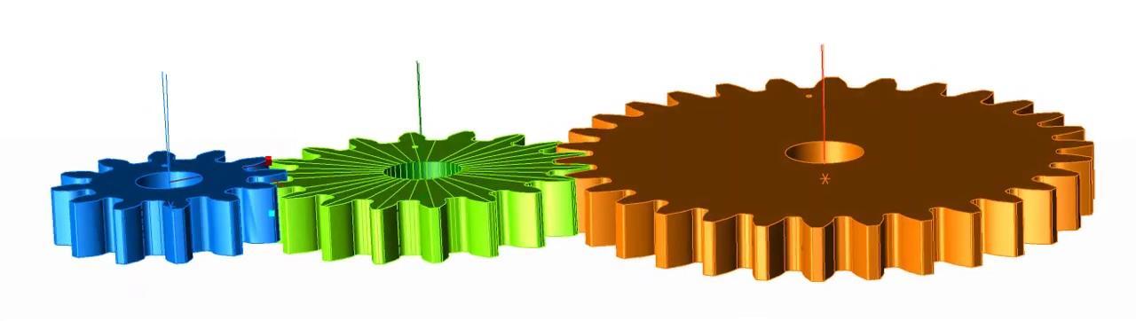 3DCS Gear Model - Alignment