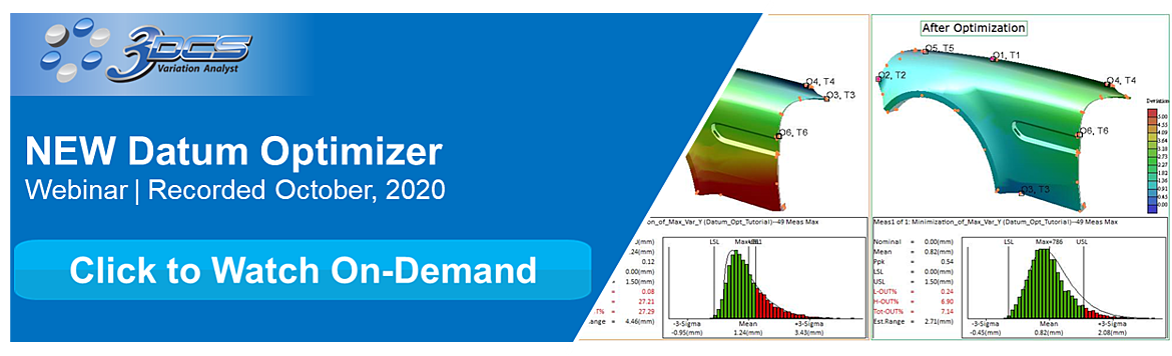 Datum Optimizer Webinar - OCT 2020