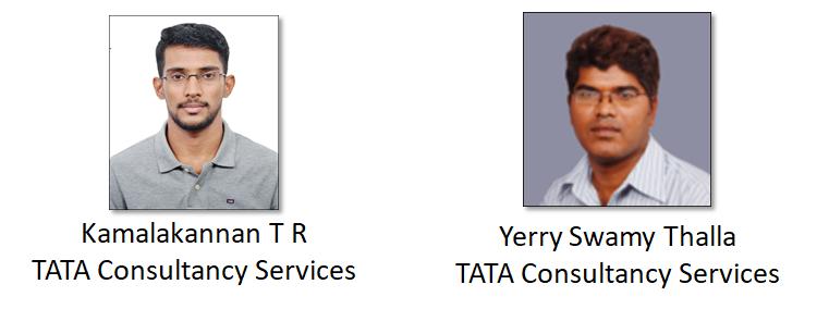 TCS presenters