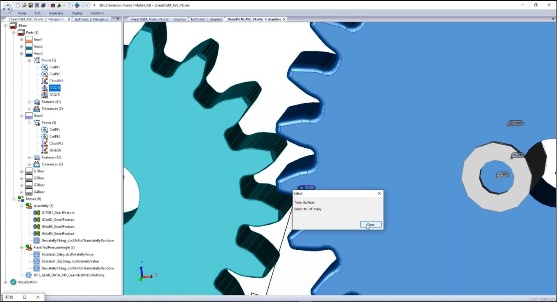 New to Mechanical Modeler - Gear Module