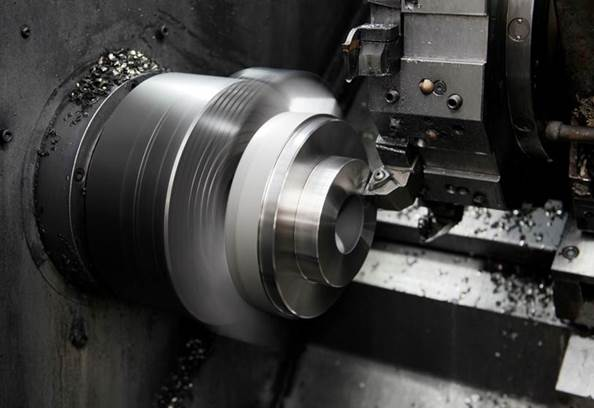 To reduce variation, more expensive processes like machining are used