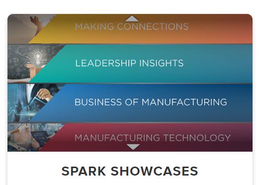IMTS SPARK Showcases