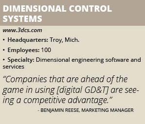 DCS Company Profile and Quote