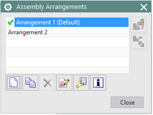 How to Create Assembly Arrangements in Siemens NX