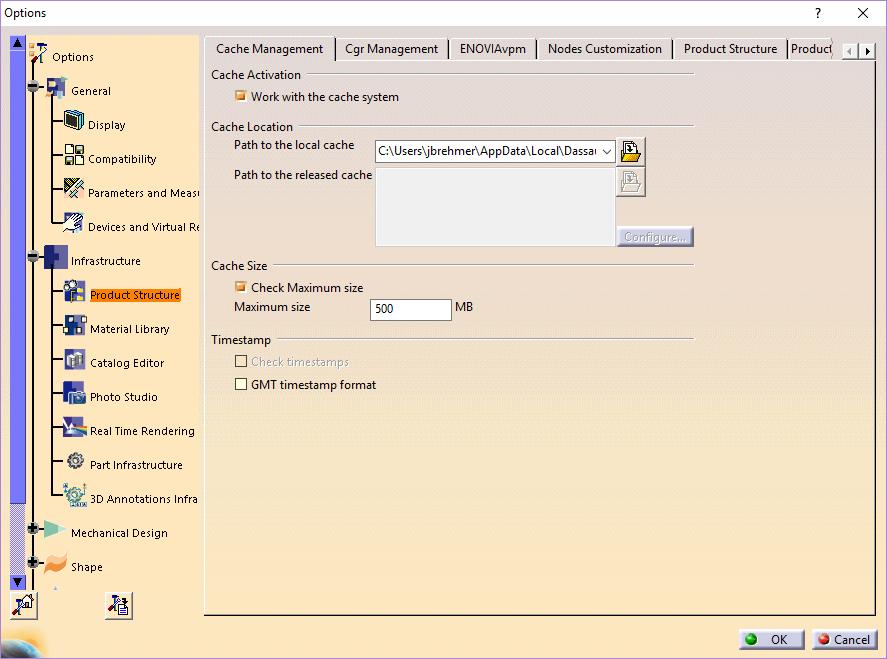 Cache-management-catia-v5-cache-mode.png