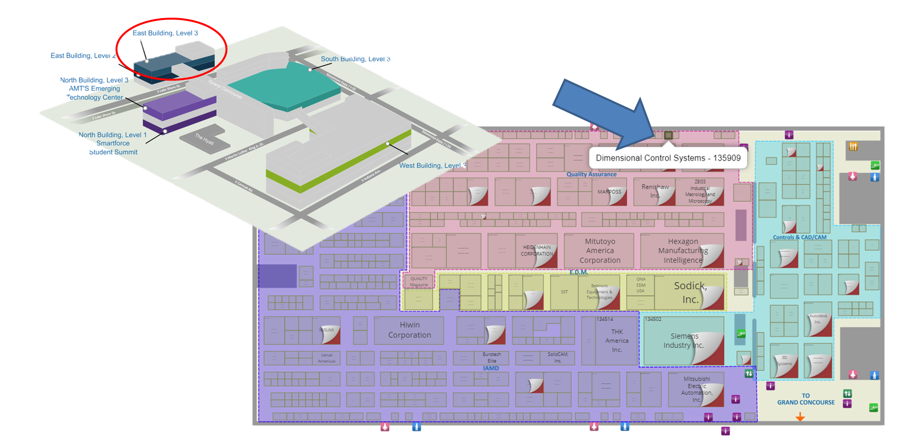 dcs-quality-pavilion-location