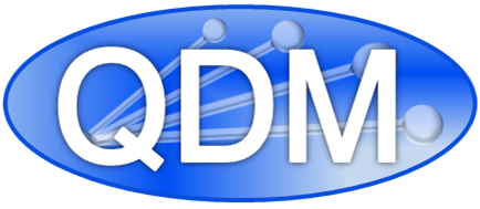 QDM-logo-connected