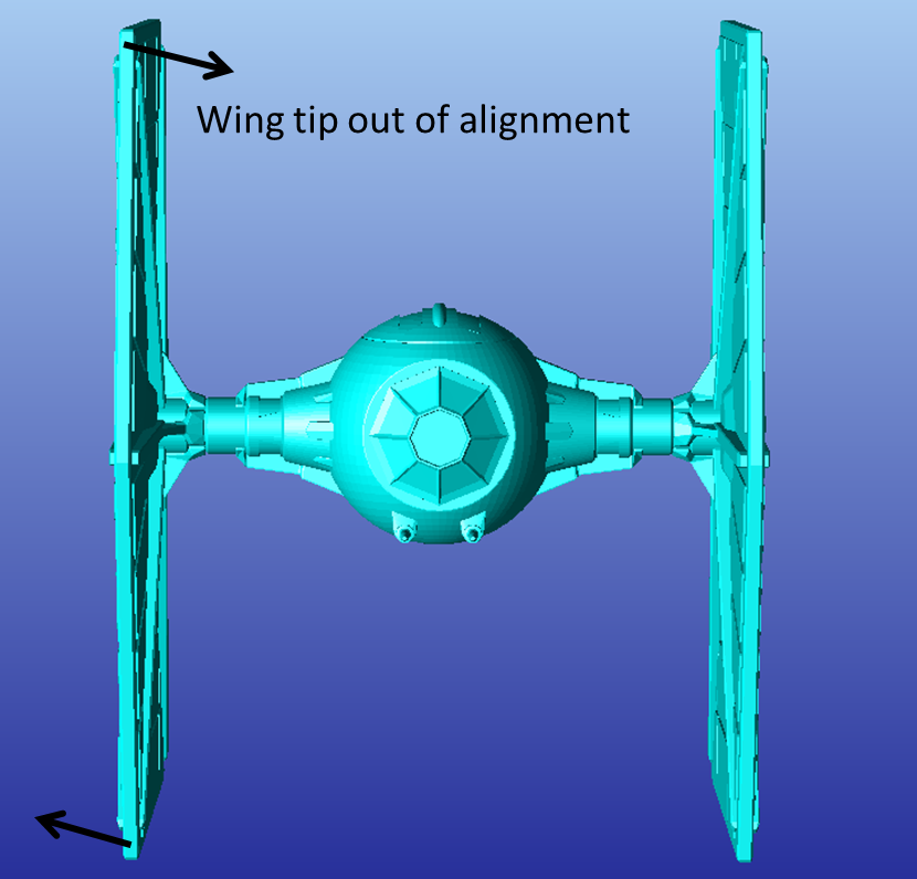 Issue Illustrated - Wing Tilt