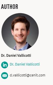 Author Dr. Daniel Vallicotti