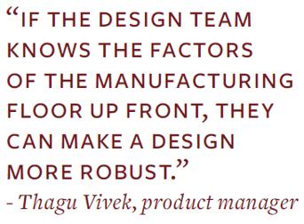 Thagu Vivek QDM Product Manager