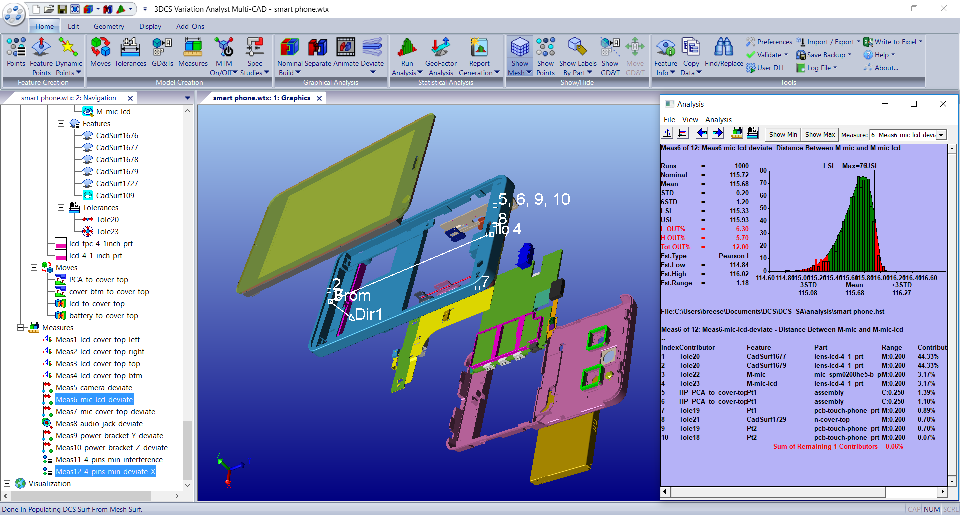 Assembly and Analyze Faster with GD&T
