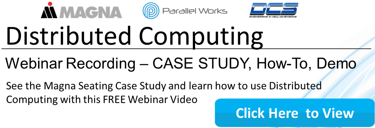Distributed Computing with Parallel Works Webinar