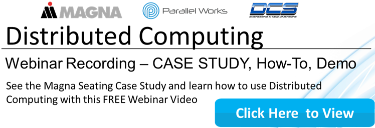 Distributed Computing Webinar