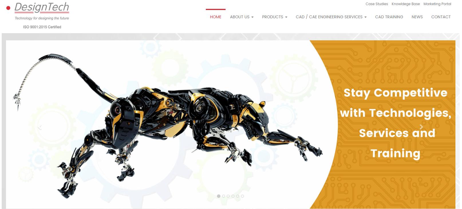 DesignTech - helping India adopt dimensional management