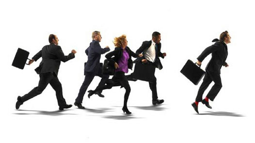business-people-running-for-hills