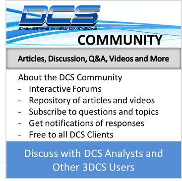 DCS Community - Articles and FAQ