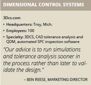 DCS Company Profile