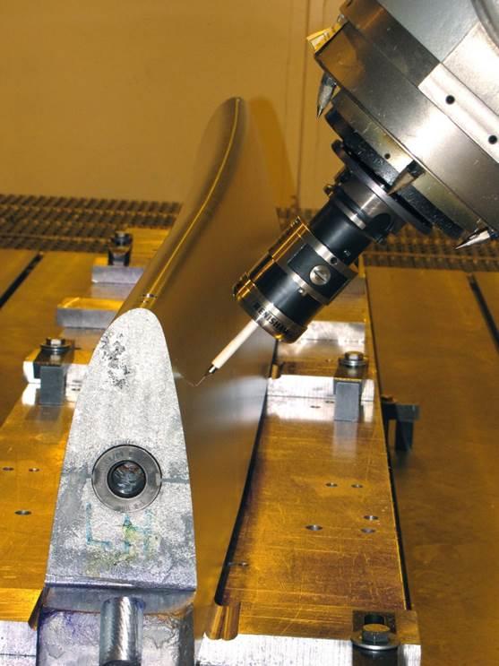aerospace cmm measurements