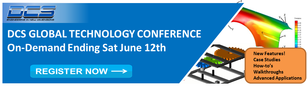Last Day to View On-Demand - 34 Video Presentations from the DCS Global Technology Conference