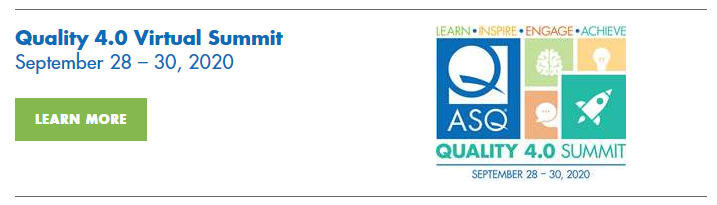 Quality 4.0 Drives Supplier Quality Assurance at ASQ Quality Summit with QDM SPC System