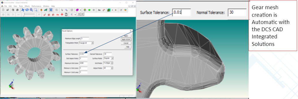 3DCS Version 7.8 Series Begins Thursday - First Up: Collision Detection and New Easy Gear Modeling Features