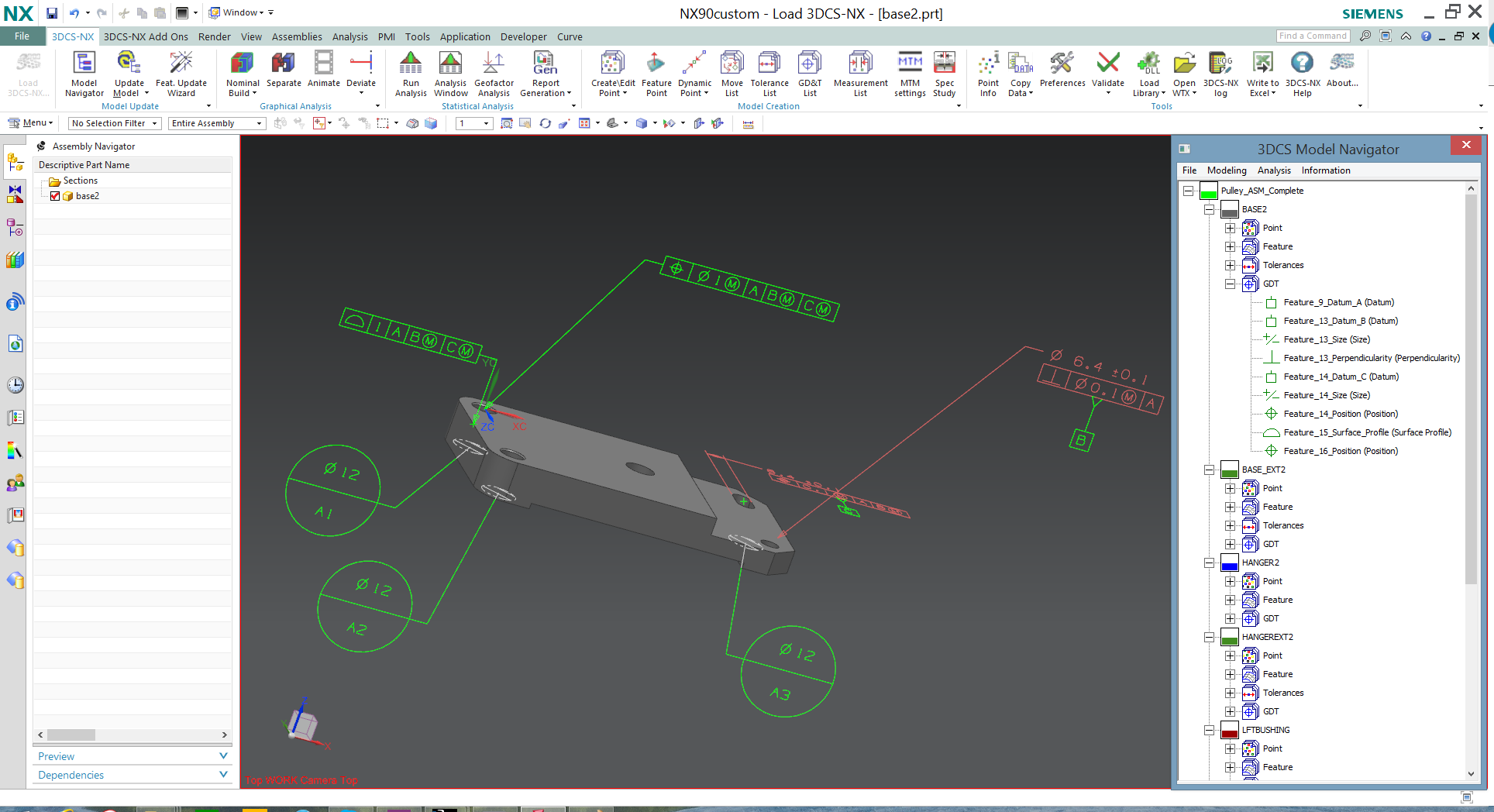 3DCS Essentials Webinar Pt 2- Speed Tips for Faster Modeling (CATIA, NX Multi-CAD)