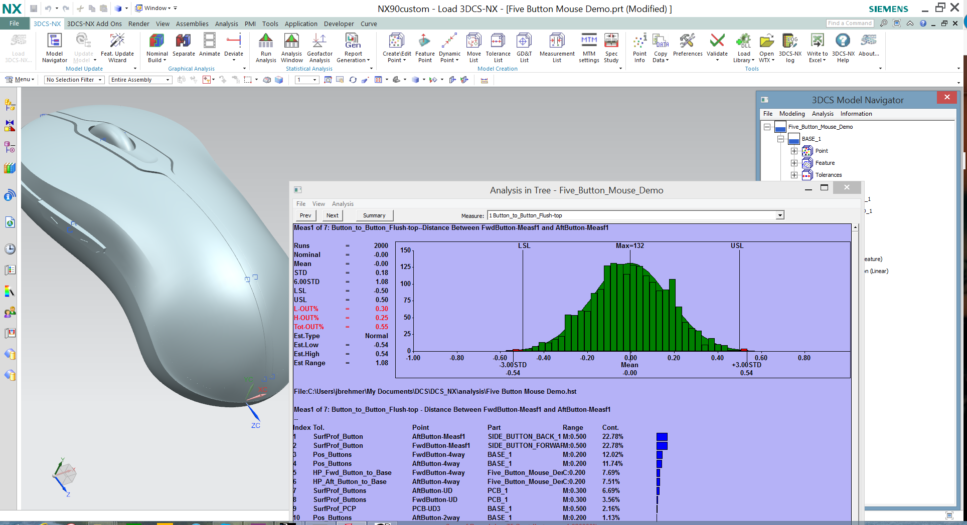 3DCS Essentials Webinar- A Guide to Modeling in 3DCS (CATIA, NX Multi-CAD)