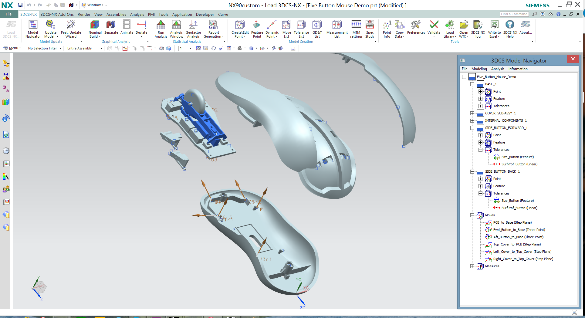DCS Announces New Siemens NX Integration at SAE 2016 World Congress and Exhibition