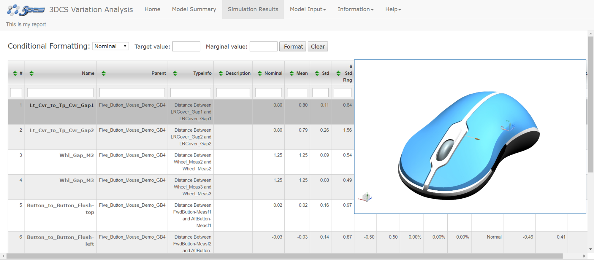 3DCS Essentials Webinar - Excel Import, Color Mapping, Reporting and More!