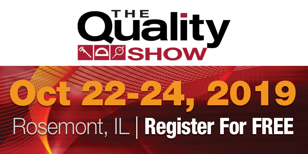 DCS to Showcase Real-Time Plant Visibility at The Quality Show in Chicago
