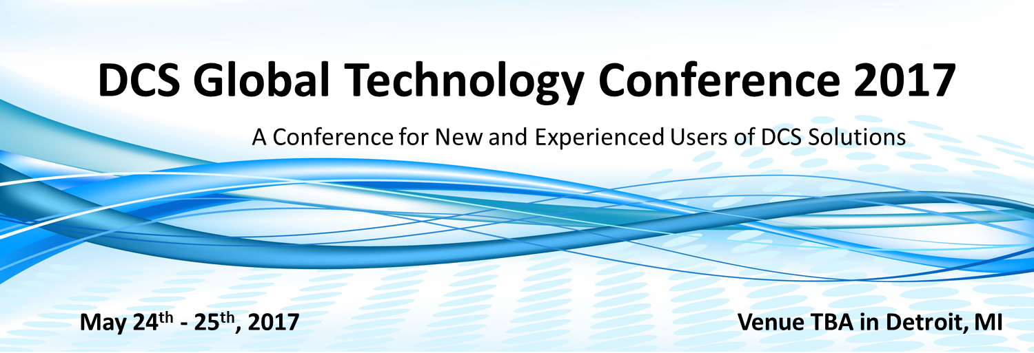 Call for Presentations for 2017 DCS Global Technology Conference
