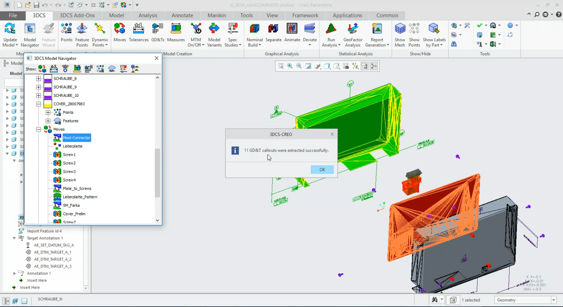 SOLIDWORKS PMI - Save Time by Using SOLIDWORKS PMI and GD&T for DVA Dimensional Variation Analysis