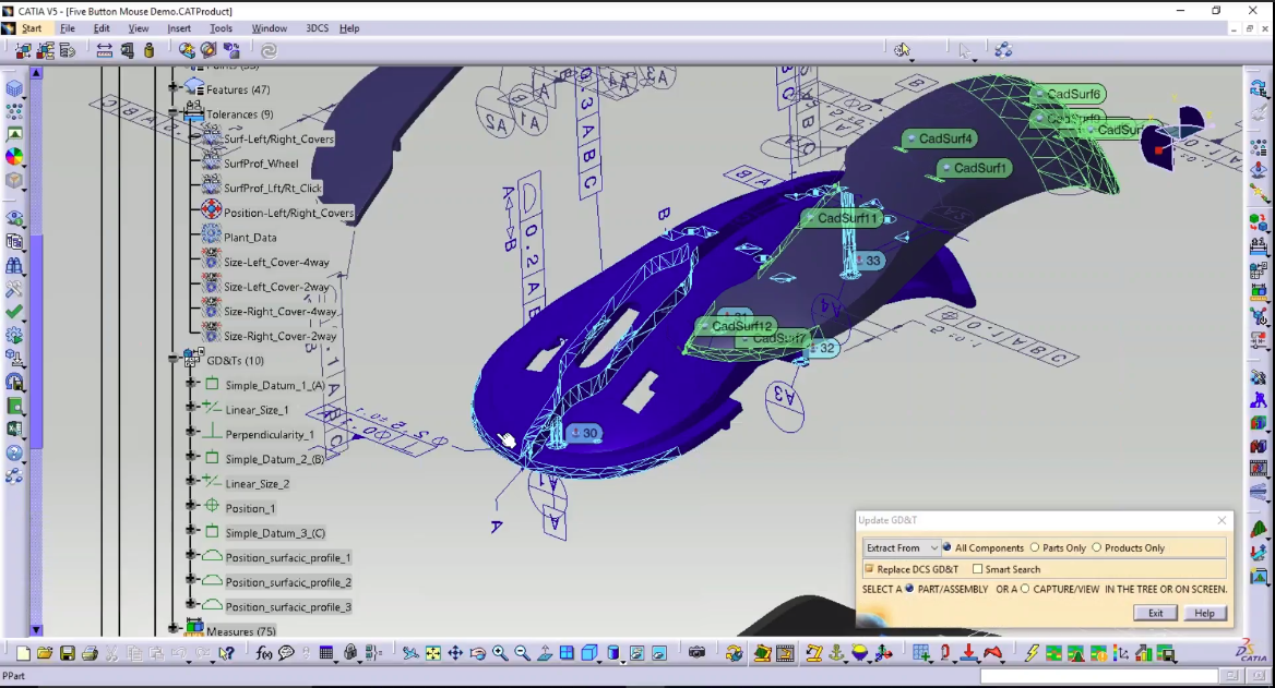 Webinar: Use 3DCS to Feed Downstream Applications, CMM's and Inspection Planning
